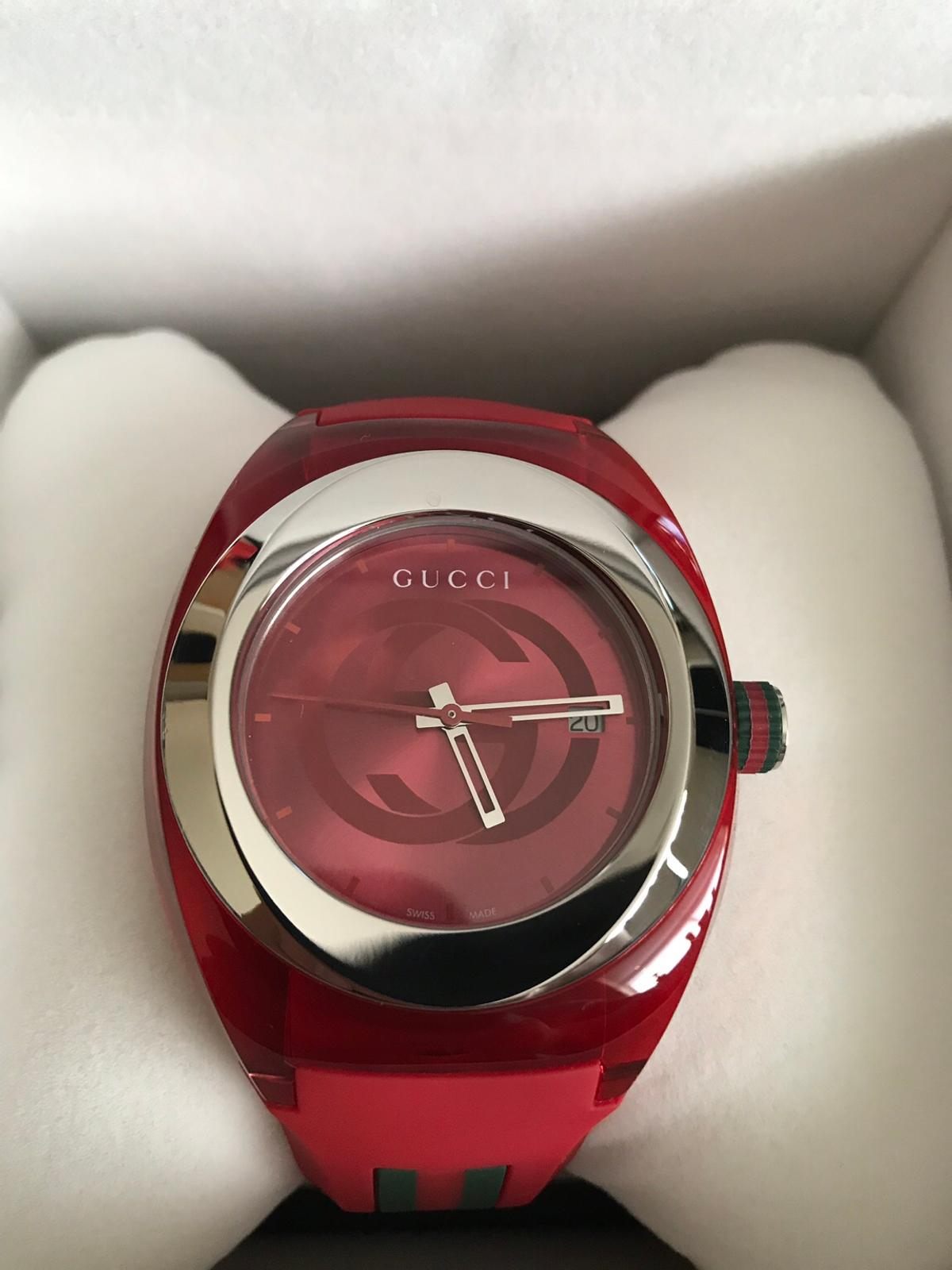 89970563fa0 Gucci Sync watch 46mm in TW16 Spelthorne for £160.00 for sale - Shpock