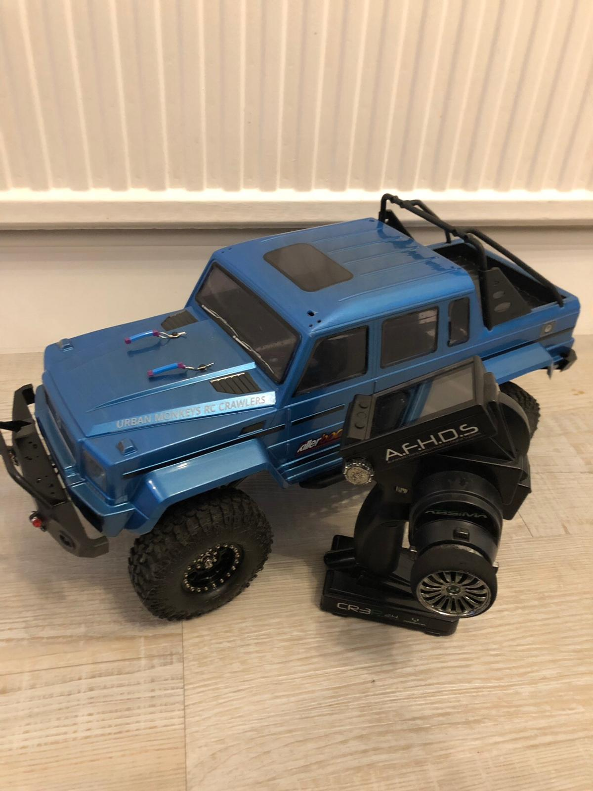 Axial scx10 rc rock crawler in Blaby for £280 00 for sale