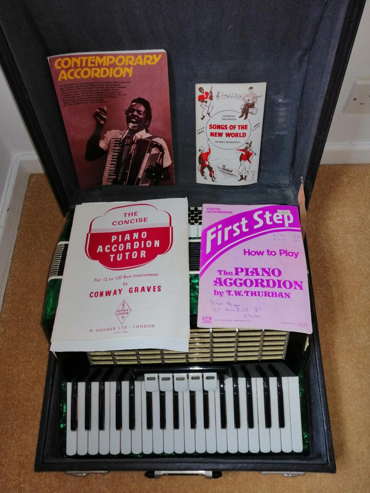 russian accordion in B31 Birmingham for £150 00 for sale - Shpock