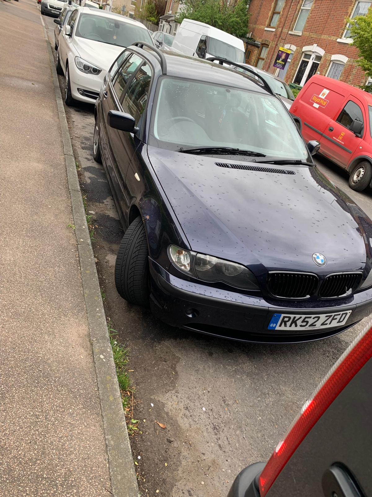 Bmw 3 Series 1 Year Mot