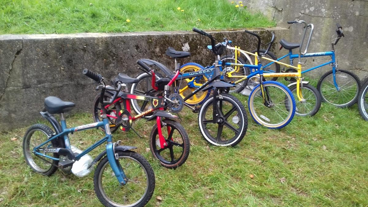 Job lot bikes in Hertsmere for £1,000 00 for sale - Shpock
