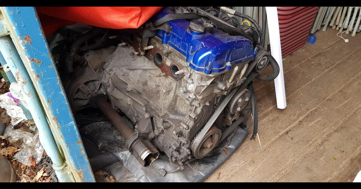 ford fiesta st150 complete engine and box in B42 Birmingham for