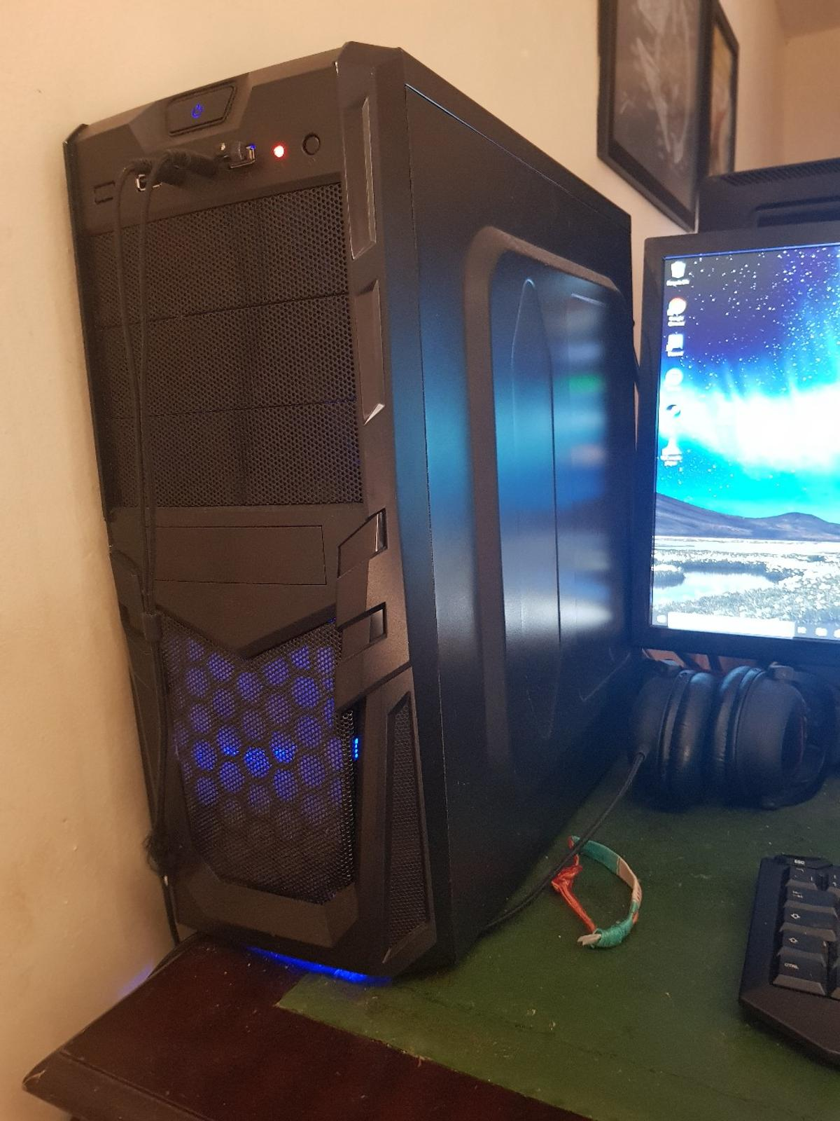 Basic Gaming Pc In Middlesbrough For 175 00 For Sale Shpock