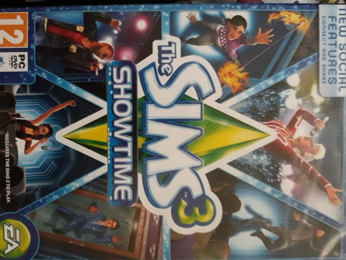 SIMS 3 BUNDLE - Base Game, 1 SP and 2 EPs in NG11 Nottingham