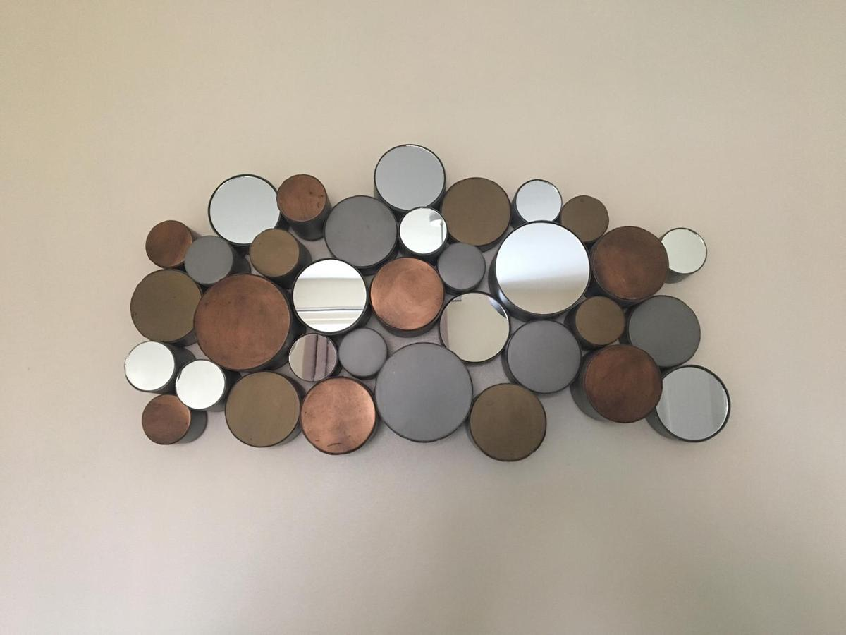 Tribal Circles Mirrored Wall Art In Dy1 Dudley For 20 00 For Sale Shpock