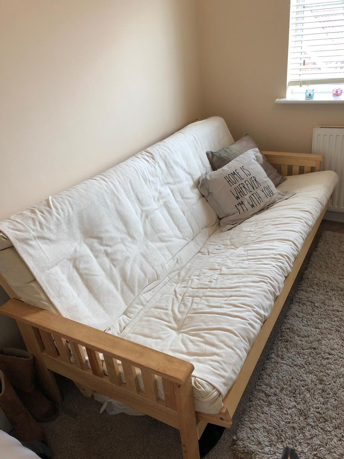 Need Gone Asap Double Futon Bed In