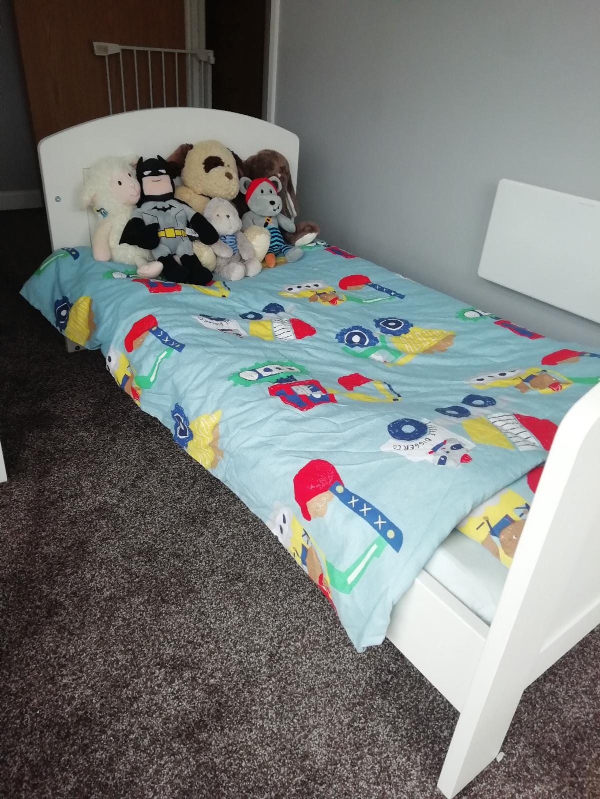 competitive price 59c40 54ca0 Mamas & Papas Harrow Toddler/ Cot Bed in BD17 Bradford for ...