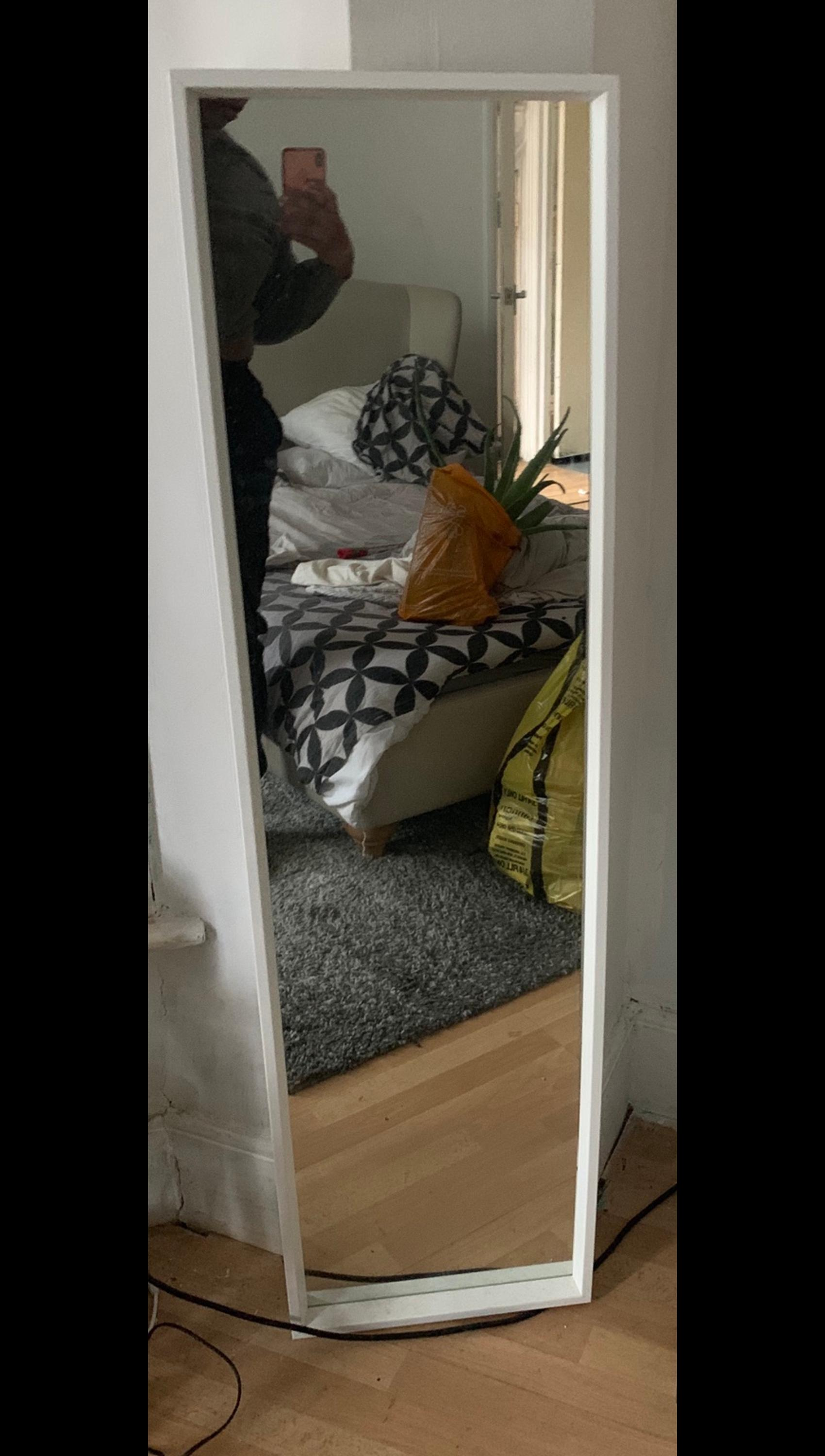 Ikea Nissedal Mirror In Rg2 Reading For 15 00 For Sale Shpock