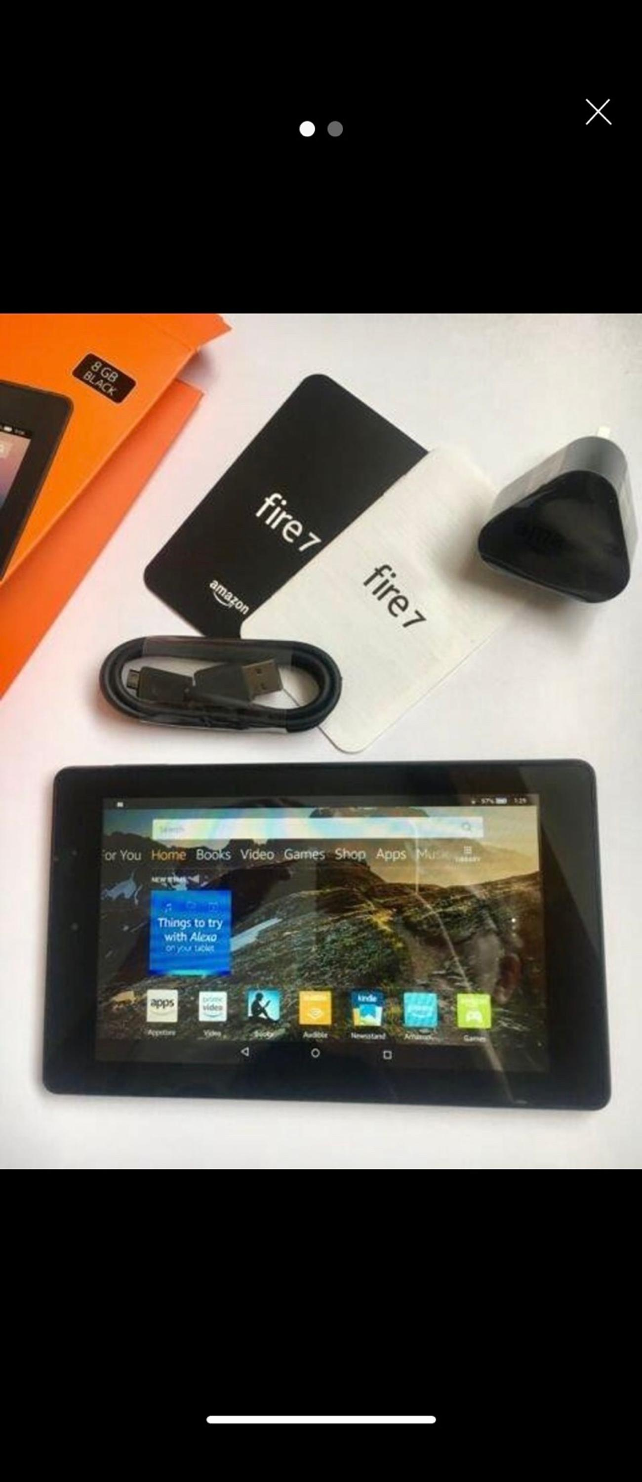 Amazon fire 7 tablet with kids case