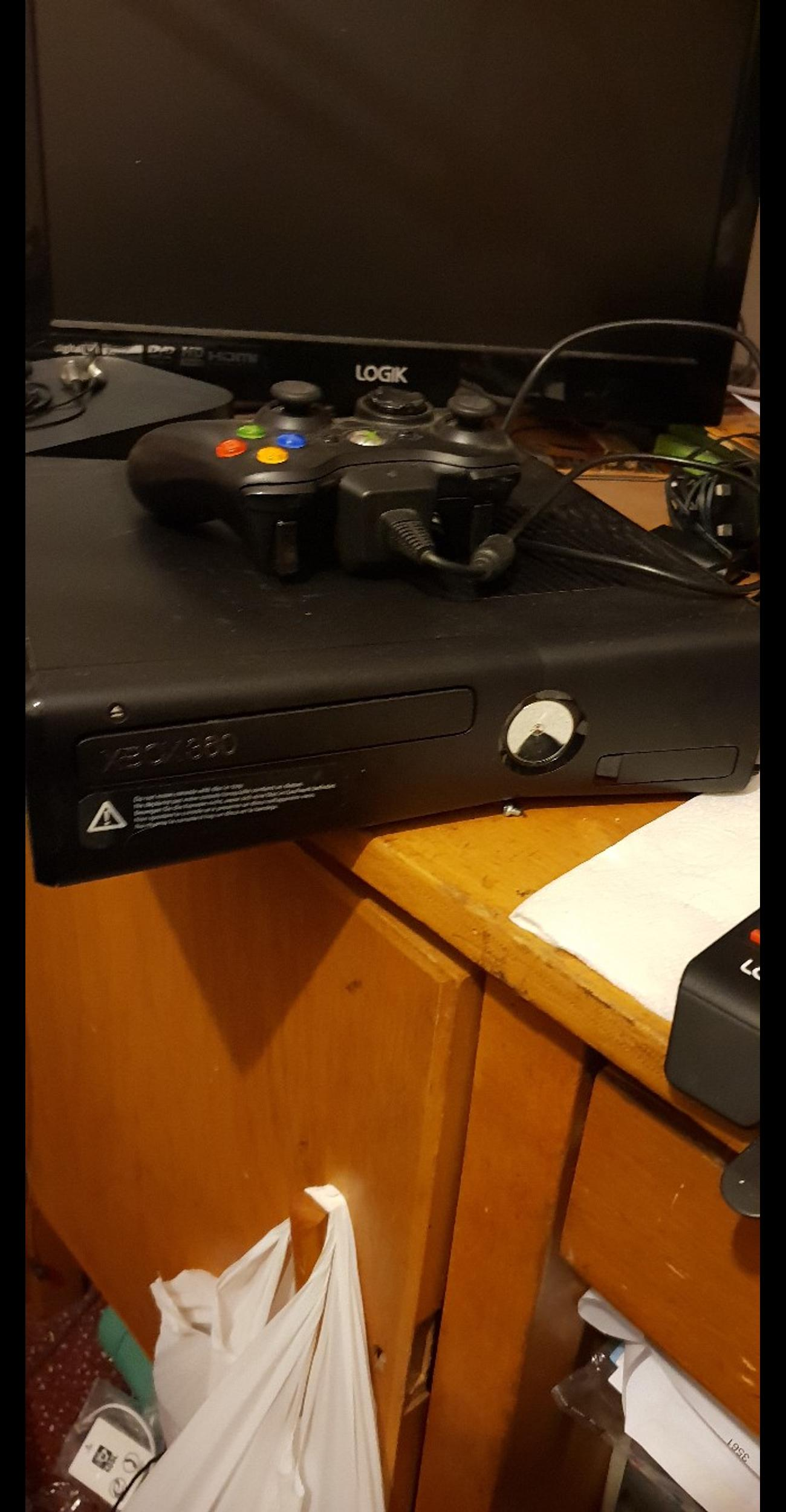This xbox as been used 3 times