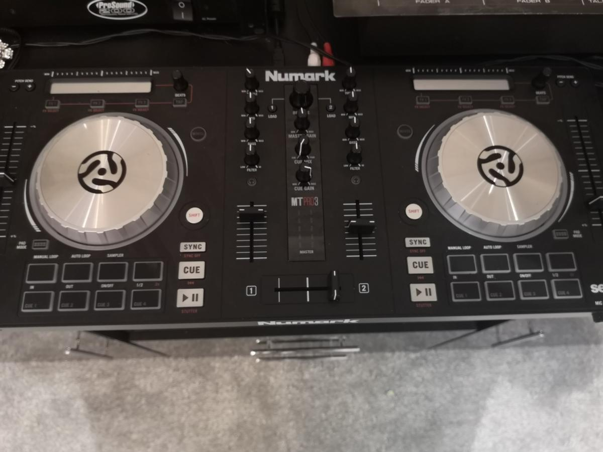 Numark MixTrack Pro 3 in CM13 Brentwood for £75 00 for sale