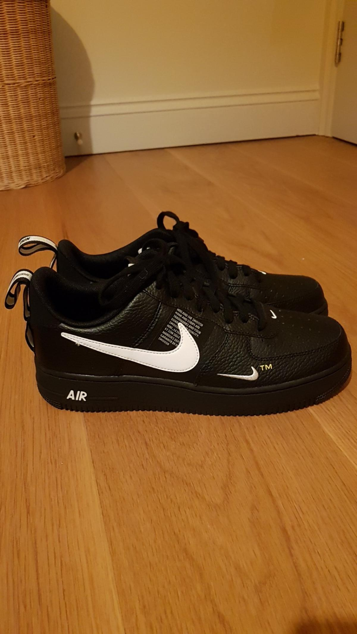 Nike Air Force 1 Low Trainers Uk 8