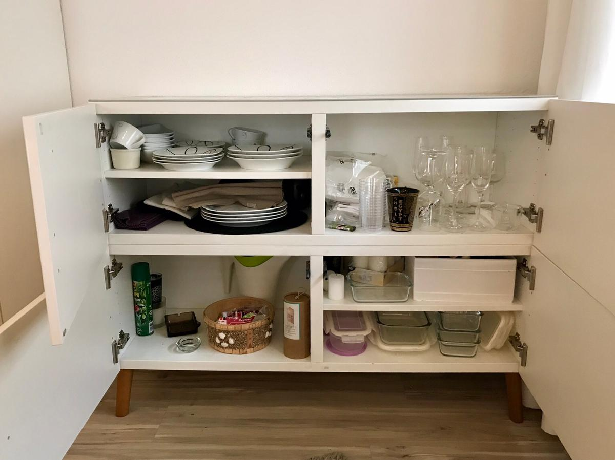 Kommode 2x Ikea Besta 120x40x77 In 6250 Kundl For 99 00 For Sale Shpock