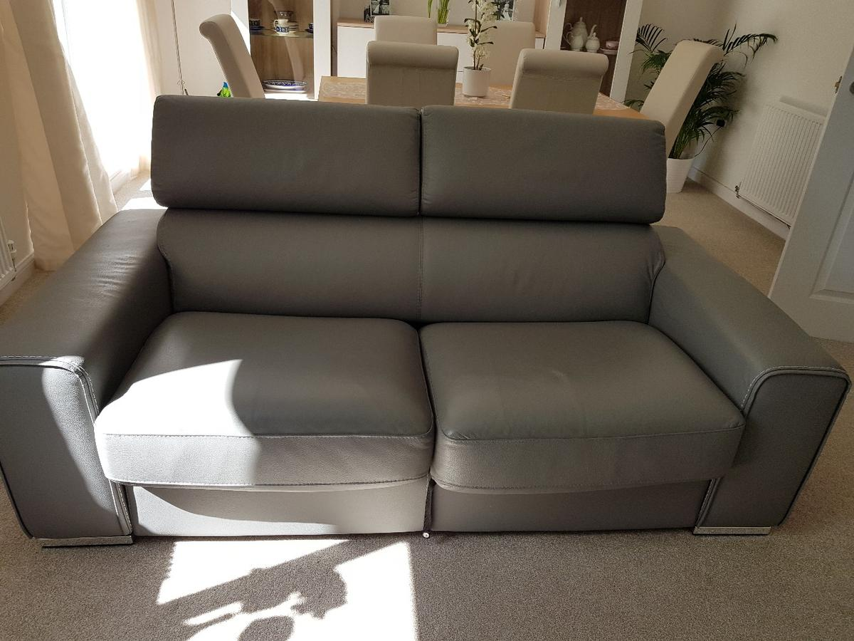 Velocity: 3 Seater Sofa Bed in Grey For Sale! in EH6 Leith for ...