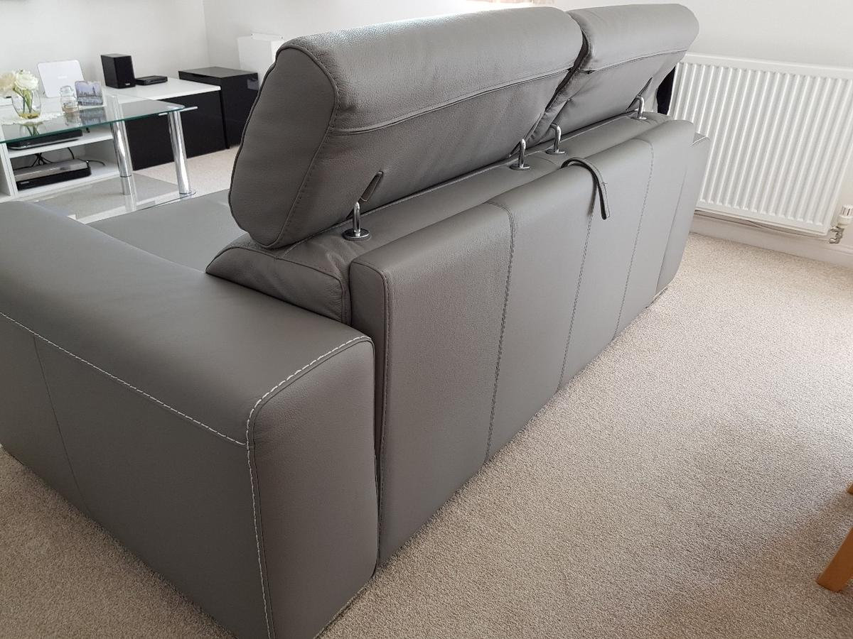 Velocity 3 Seater Sofa Bed In Grey For Sale In Eh6 Leith For 850 00 For Sale Shpock