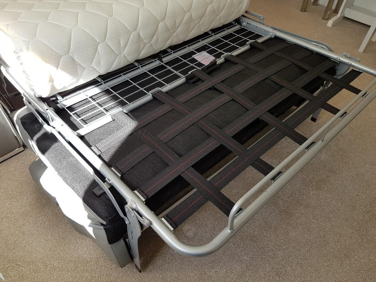 Velocity: 3 Seater Sofa Bed in Grey For Sale! in EH6 Leith ...