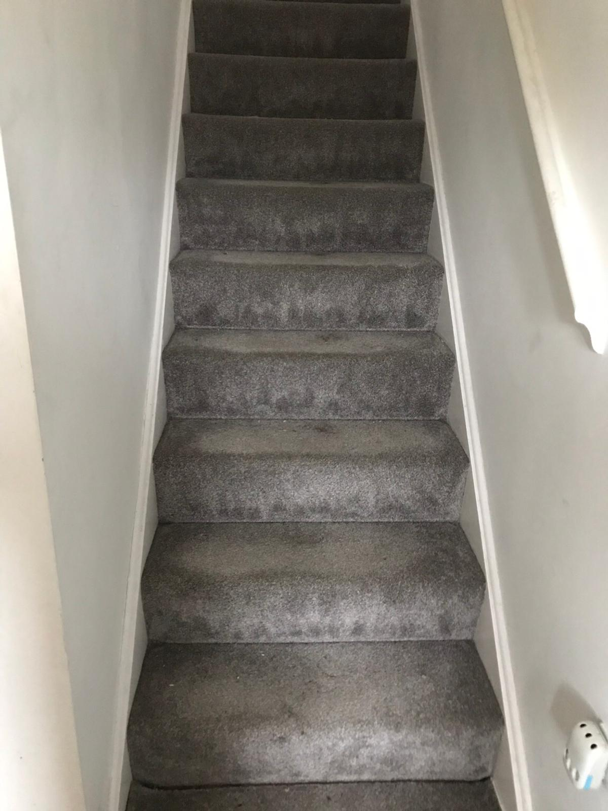 Grey Stair Carpet Also Underlay If You Need In Cv22 Rugby For 30 00 For Sale Shpock