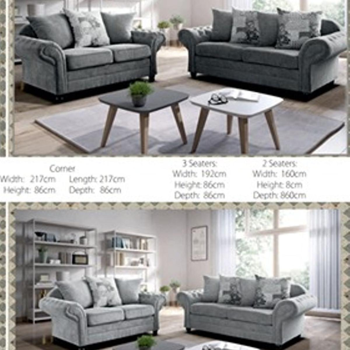 📞Call Us Now 02033711141📞  HAWAII CORNER SOFA Hawaii Sofa is an elegant sofa that will bring a romantic atmosphere inside. It is designed in a modern style, with subtle decorative elements. It will perfectly fit almost any style of arrangement.  Corner Width: 217 cm Length: 217 cm Height: 86 cm Depth: 86 cm  HAWAI 2+3 seater  Hawaii 3+2 Seater Sofa is an elegant sofa that will bring a romantic atmosphere inside. It is designed in a modern style, with subtle decorative elements. It will perfectly fit almost any style of arrangement. HAWAII 3+2 SOFA  Dimention:  3 Seaters: Width: 192cm Height:86cm Depth:86cm  2 Seaters: Width: 160cm Height:8cm Depth:860cm  100% SECURE PAYMENT  QUALITY ASSURANCE  Payment Mode : Cash On Delivery 🚛🚛  Same/Next Day Delivery 🚛  📞Call Us Now 02033711141📞
