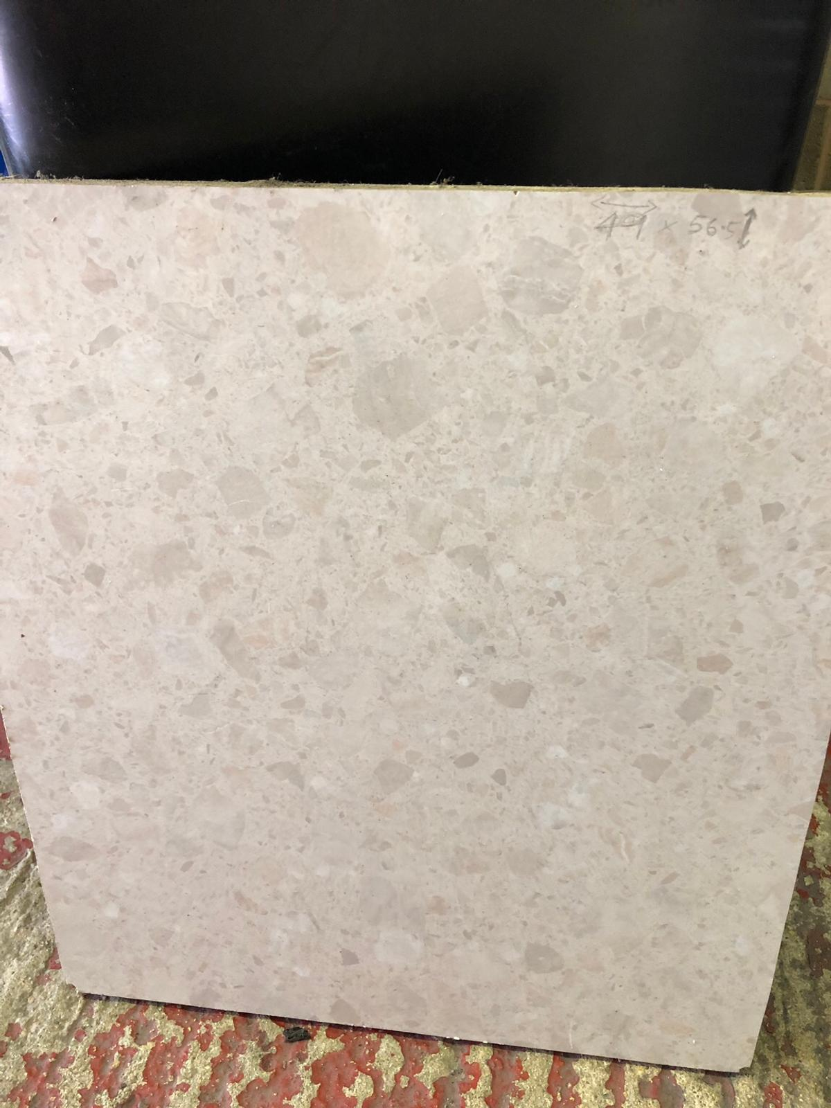 Marble design worktop pieces Kept in dry / garage - just bit of cleaning required. Collection only £38 for both pieces