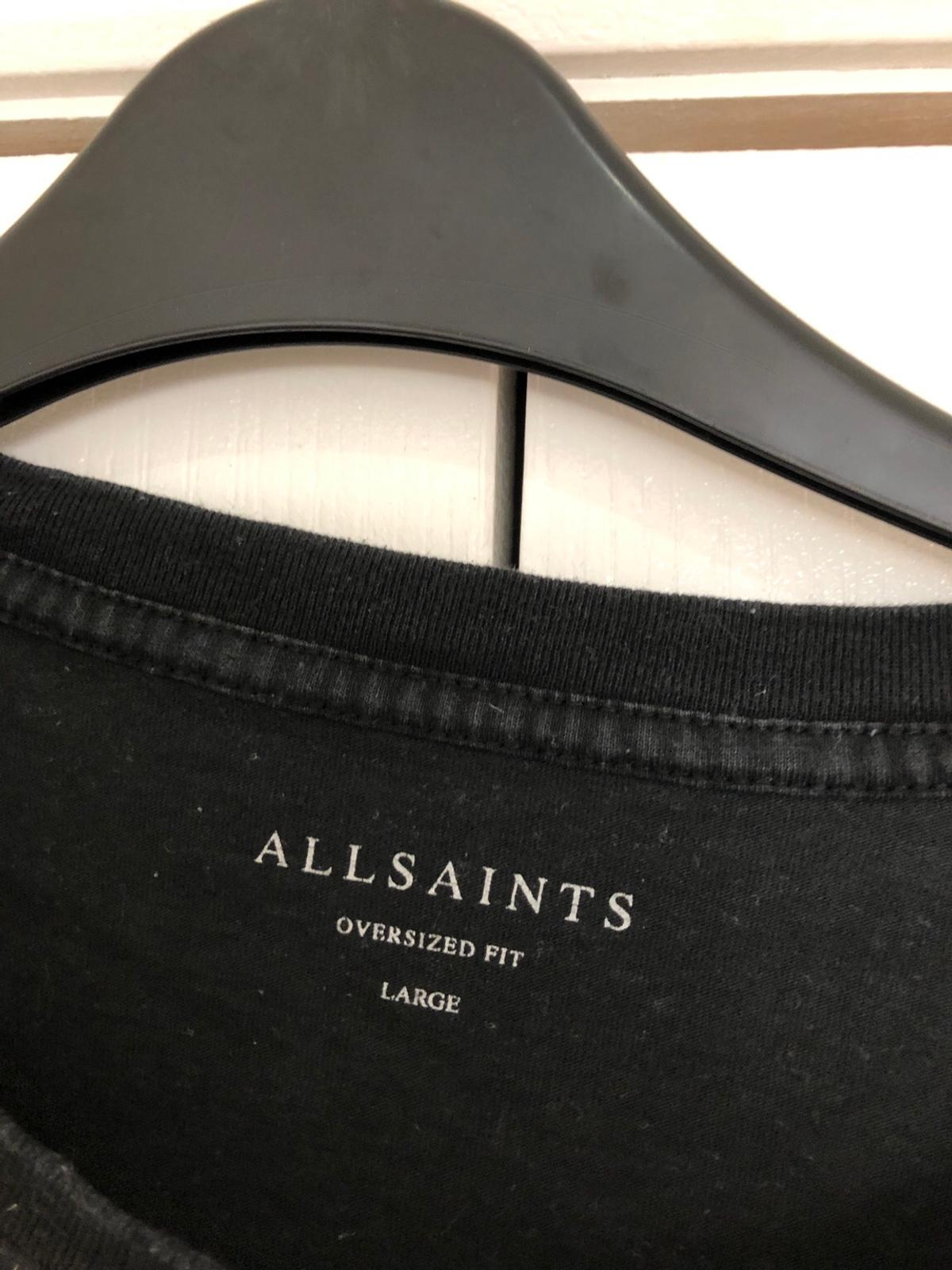 All Saint Large Relaxed fit Postage not included
