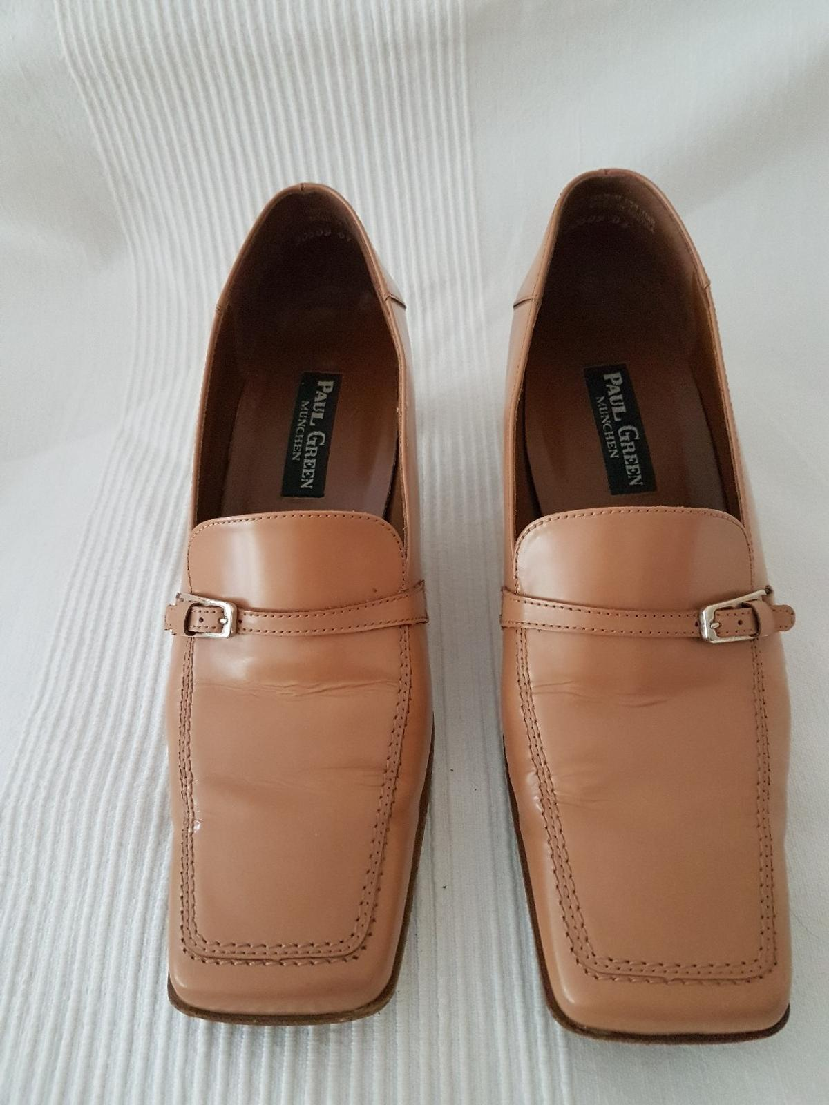 Paul Green München Schuhe Slipper Loafer in 64390 Erzhausen