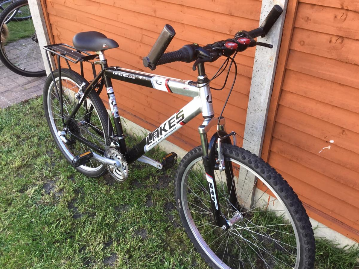 Lakes clx 200 bike in KT22 Valley for £65 00 for sale - Shpock
