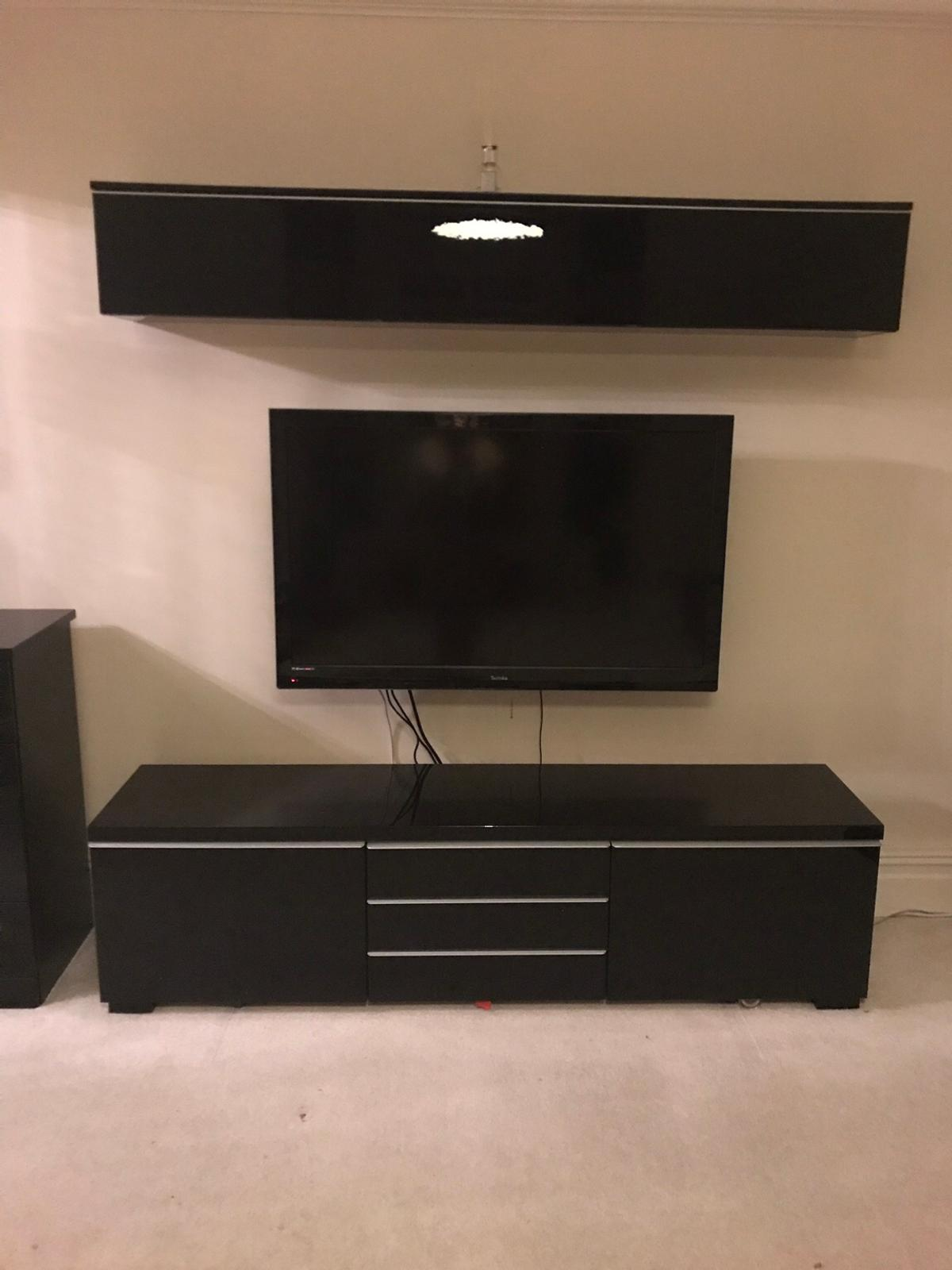 Ikea Besta Media Tv Units Cabinets
