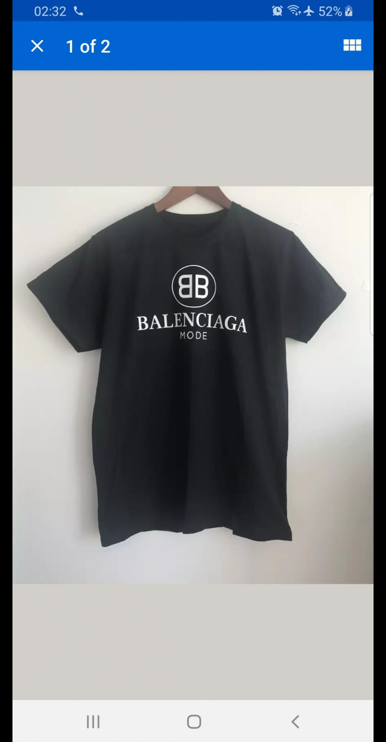 208255f9 mens balenciaga in HD1 Kirklees for £5.00 for sale - Shpock