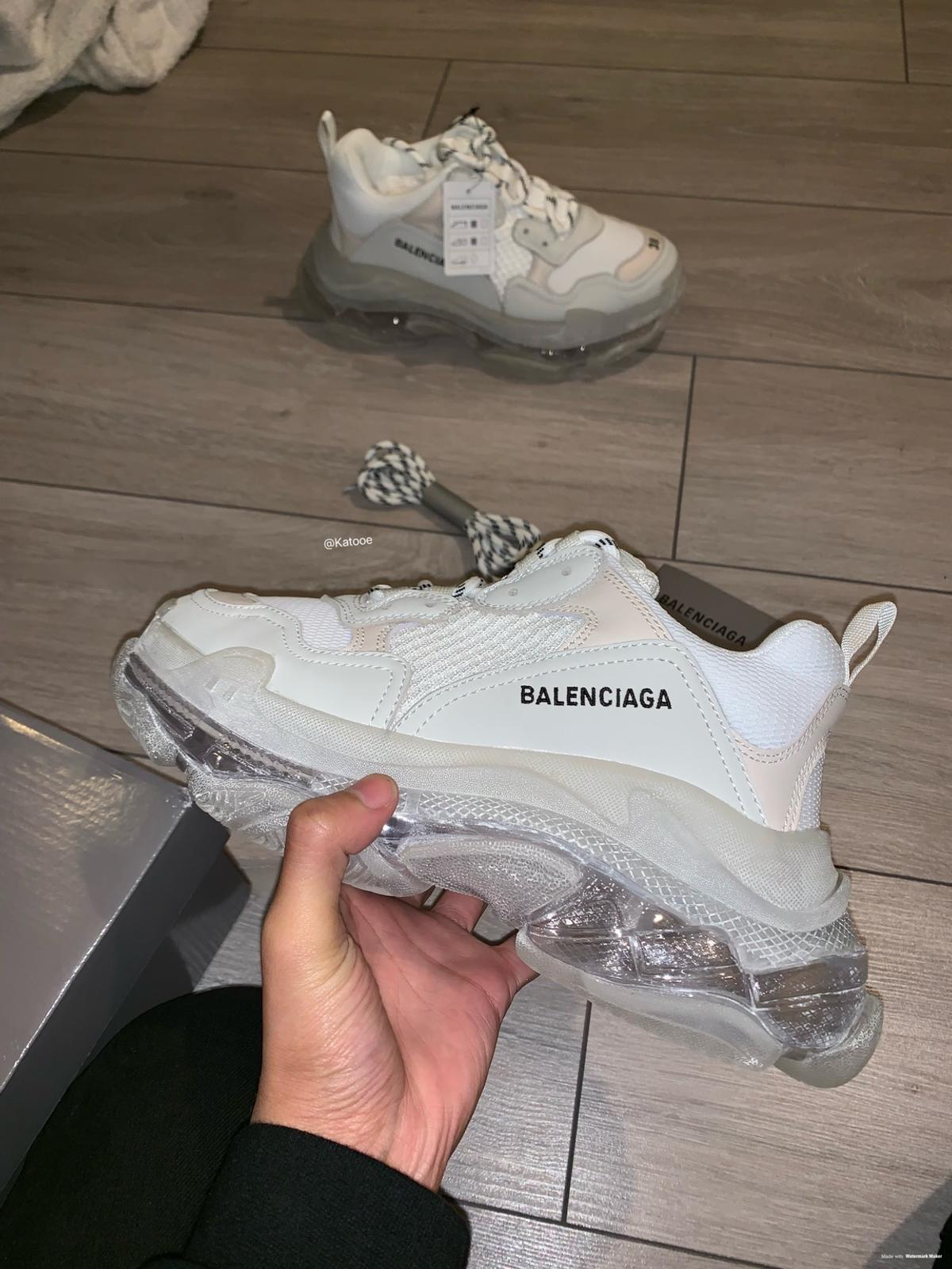 Find the Best Savings on Women s Balenciaga Track Low Top