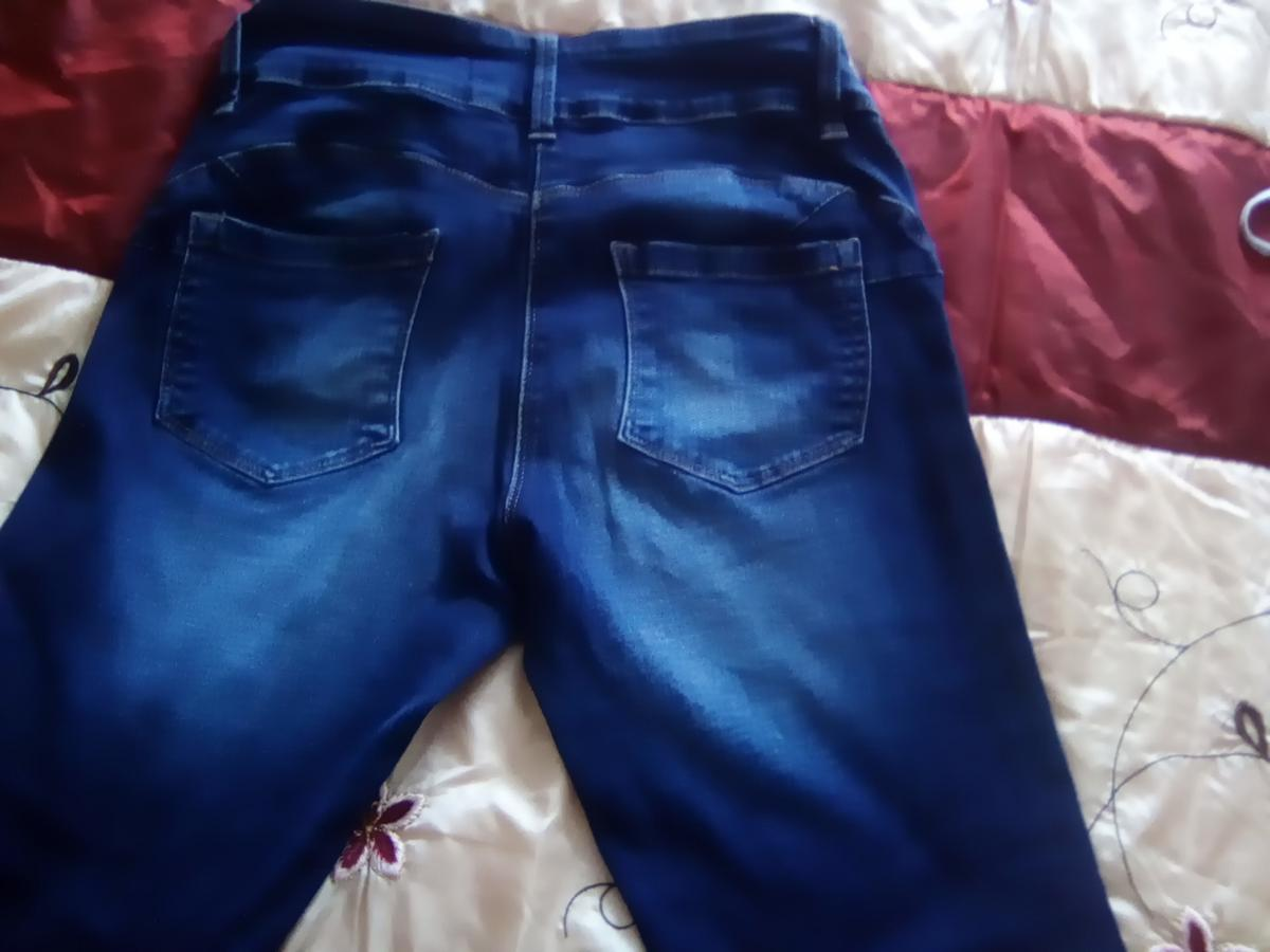 """Ladies jeans from next. Bootcut, lift and shape. Bought but not worn. Label says 12r but they are 29"""" leg. Collection stonebroom"""