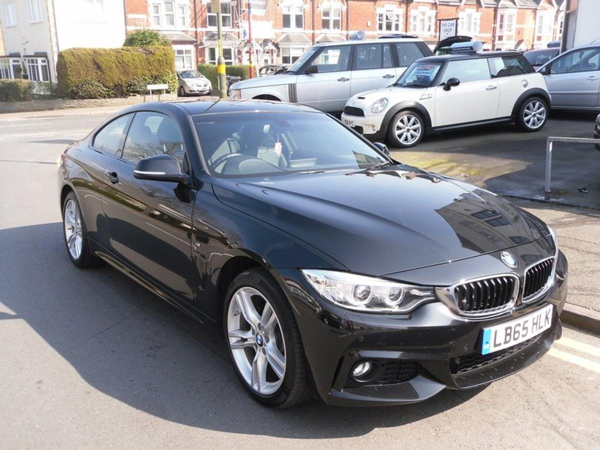 BMW 4 Series 430d XDRIVE M SPORT
