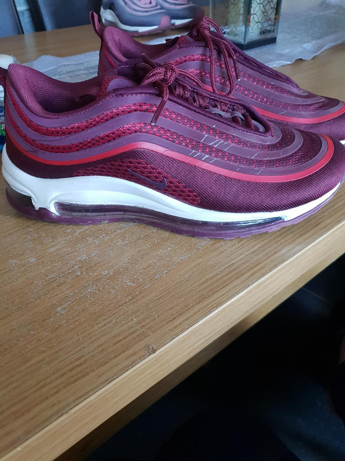new arrival 92317 0c29a nike air max 97 size 5