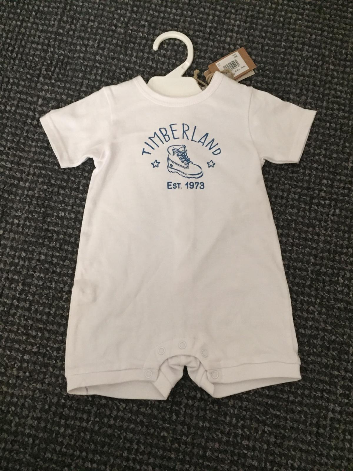 Timberland suit 0/6 month new with tags No offers