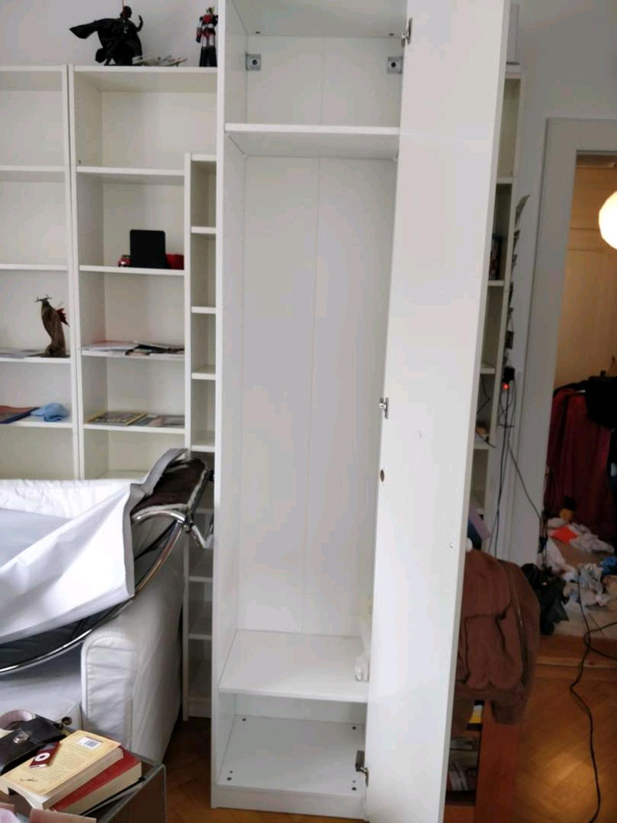 Armoire Pax Ikea Blanche In 1700 Fribourg Freiburg For Chf 30 00 For Sale Shpock