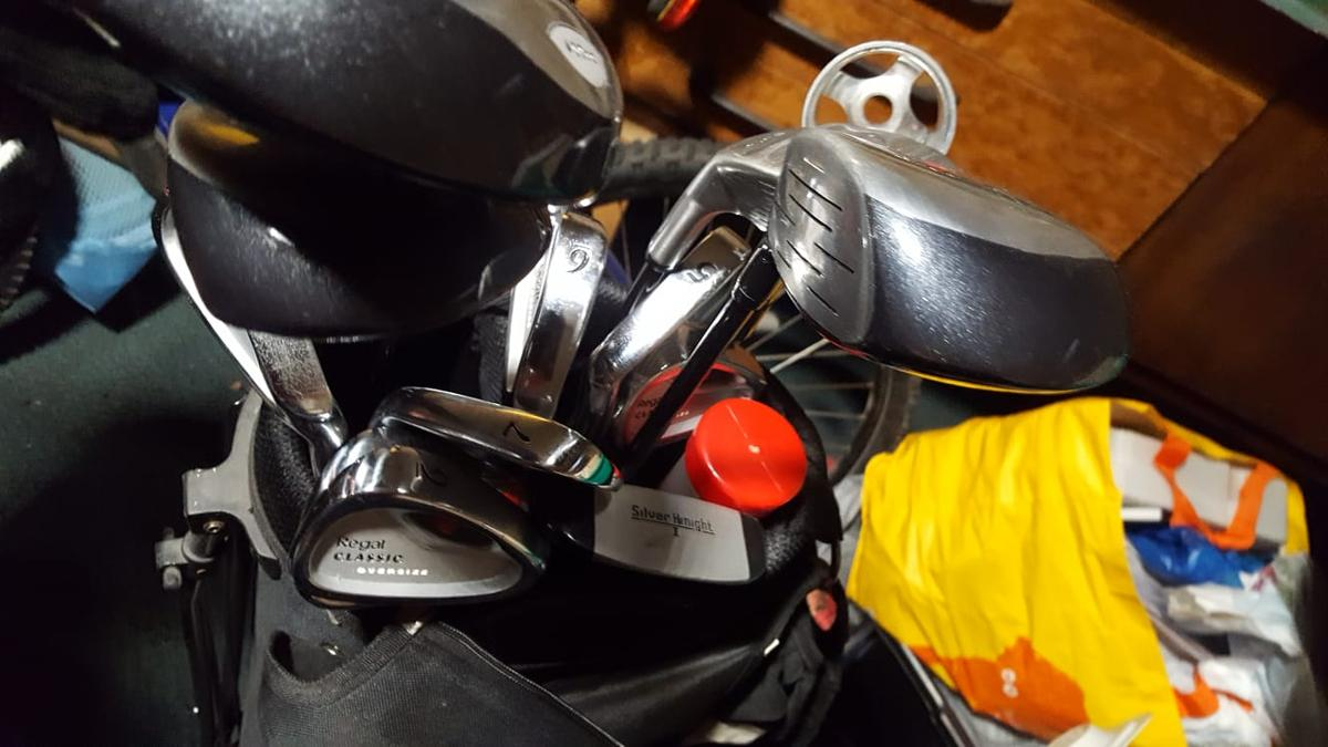 golf club set used very good condition collection only enfield north london