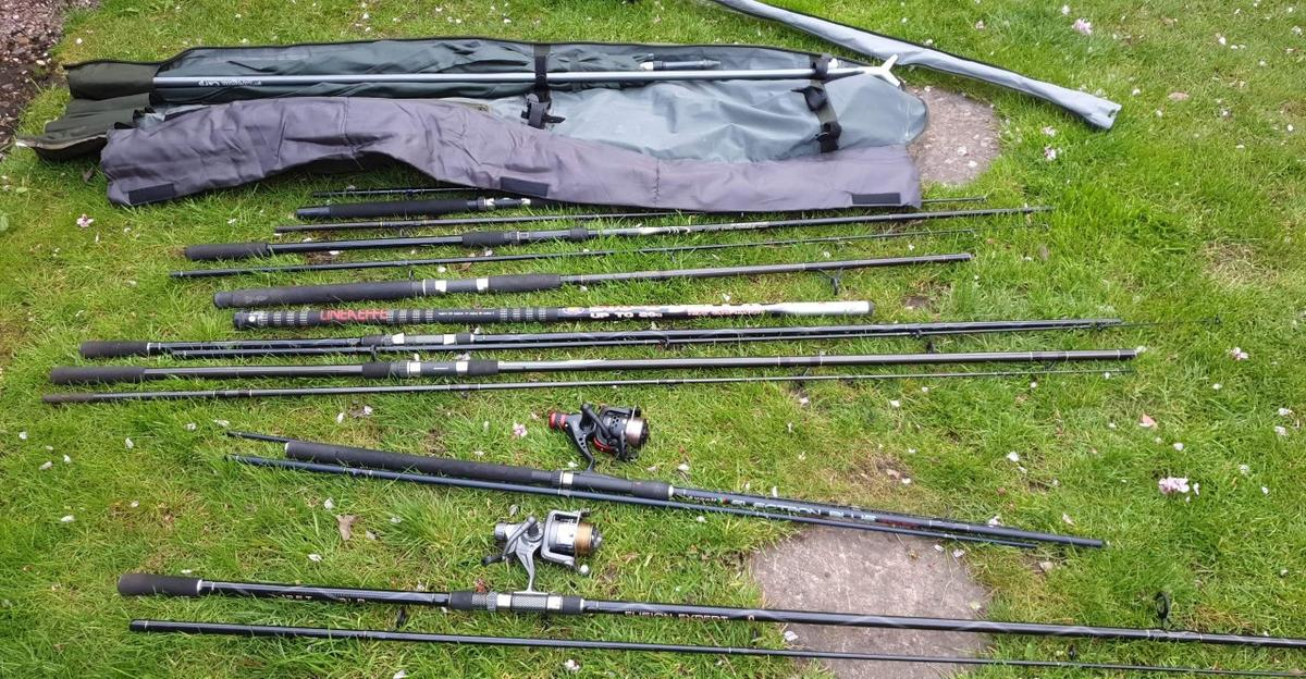 fishing gear for sale in WS12 Chase for £100.00 for sale ...