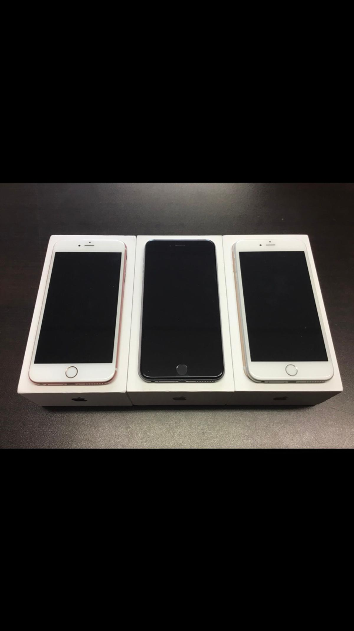 iPhone 6s Plus 32gb Unlocked good condition with warranty and accessories  Buy with confidence from a phone shop all our phones come with warranty and accessories 01217071234 Open Monday to Saturday 11am till 5pm Out off hours collection can be arranged please call or text 07944 818181  Fone Squad 35 Warwick Road Solihull B92 7HS If using sat nav only use post code not the door number All major debt and credit cards accepted Collection only  iPhone screen fitted while you wait  iPhone 5 5c 5s se £25 iPhone 6 £30 iPhone 6 Plus £40 iPhone 6s £40 iPhone 6s Plus £50 iPhone 7 or 7 Plus £50 iPhone 8 or 8 Plus £50