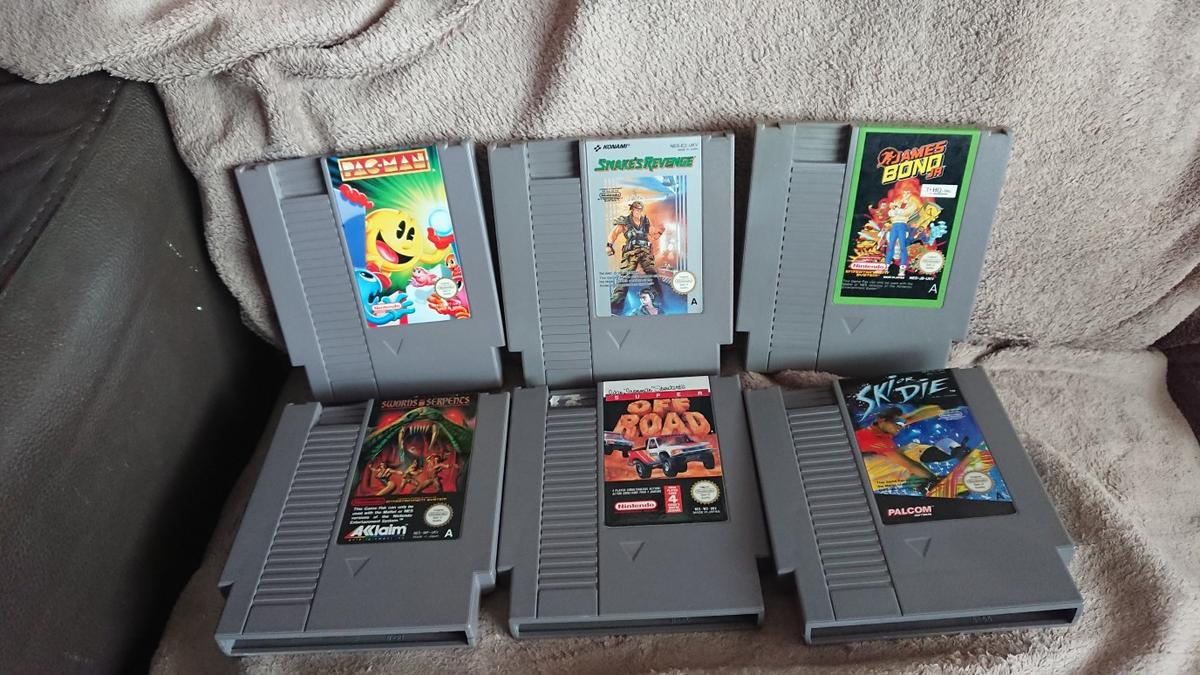 Nes Games Bundle in OX4 Oxford for £45 00 for sale - Shpock