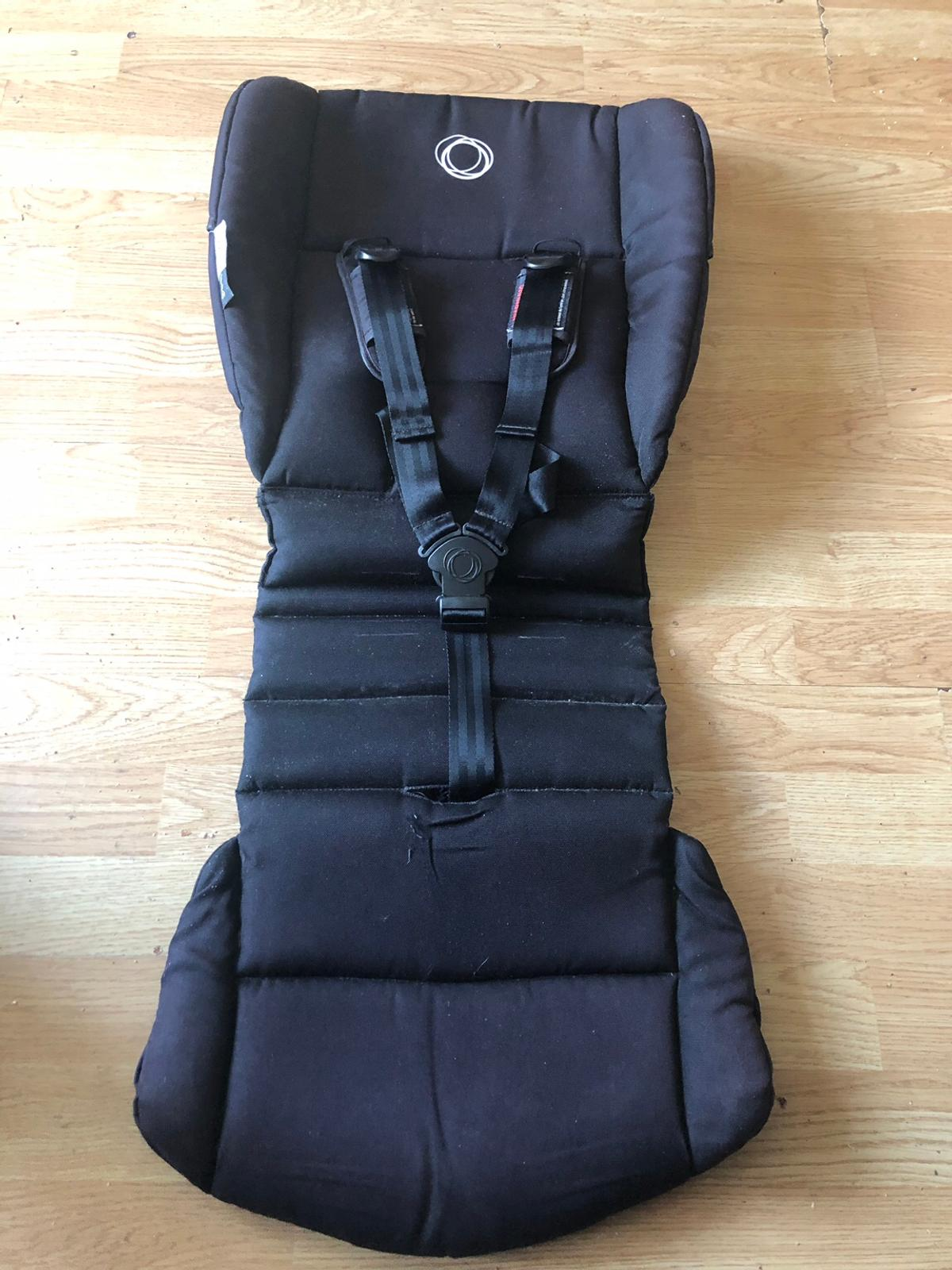 Bugaboo bee seat in good condition comes with straps