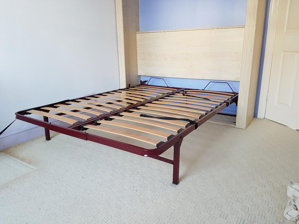 Picture of: Fold Away Double Bed In Ct13 Dover For 90 00 For Sale Shpock