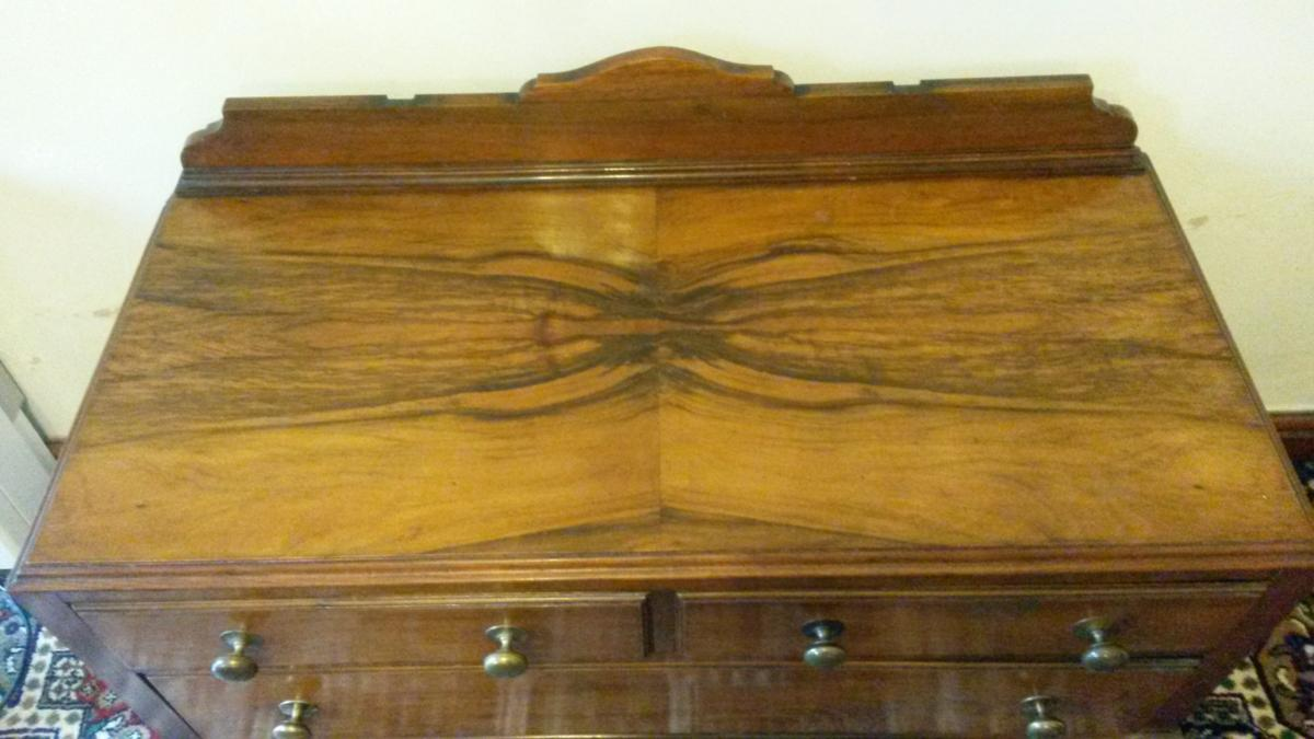 low priced d4eee c2a63 Antique Dressing Table Base / Drawers