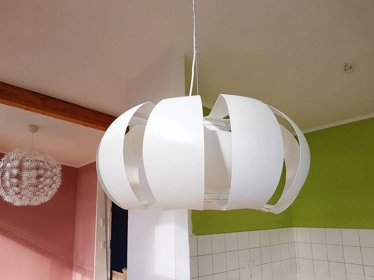 Lampe Wohnzimmer Kuche Ikea Weiss In 69242 Muhlhausen For 40 00 For Sale Shpock