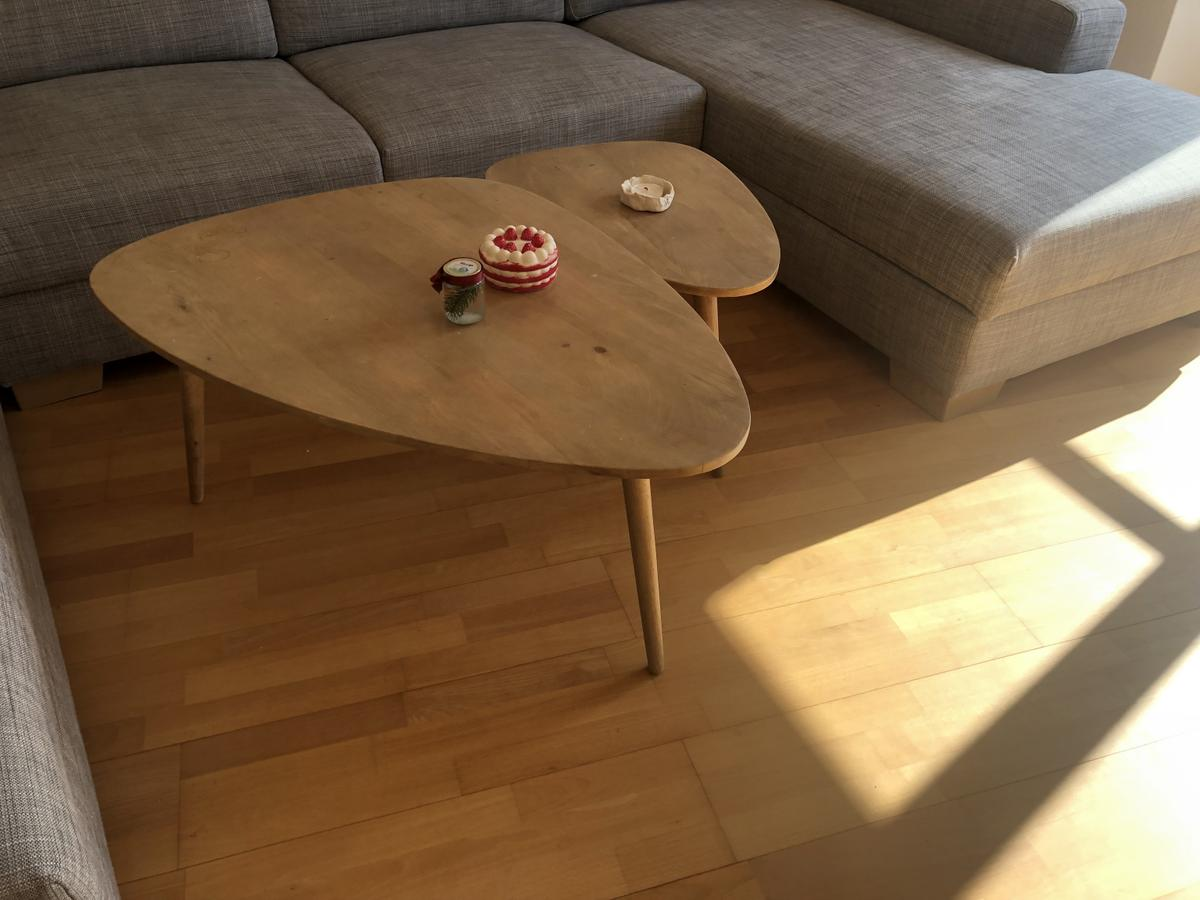 2x Couchtisch Mangoholz Vintage In 80796 Munchen For 45 00 For Sale Shpock