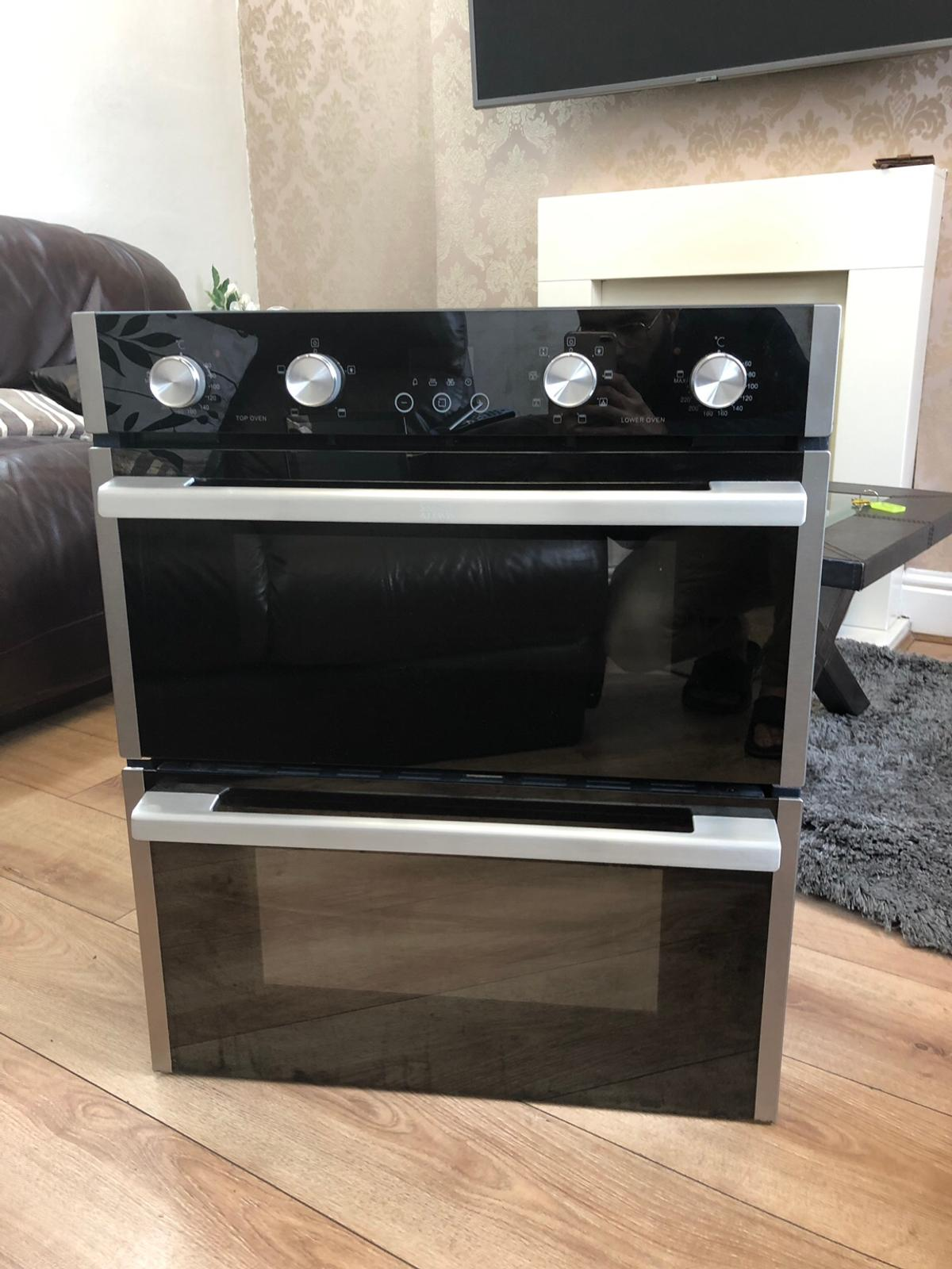 Cooke Lewis Duov72cl Electric Double Oven In Bb10 Burnley