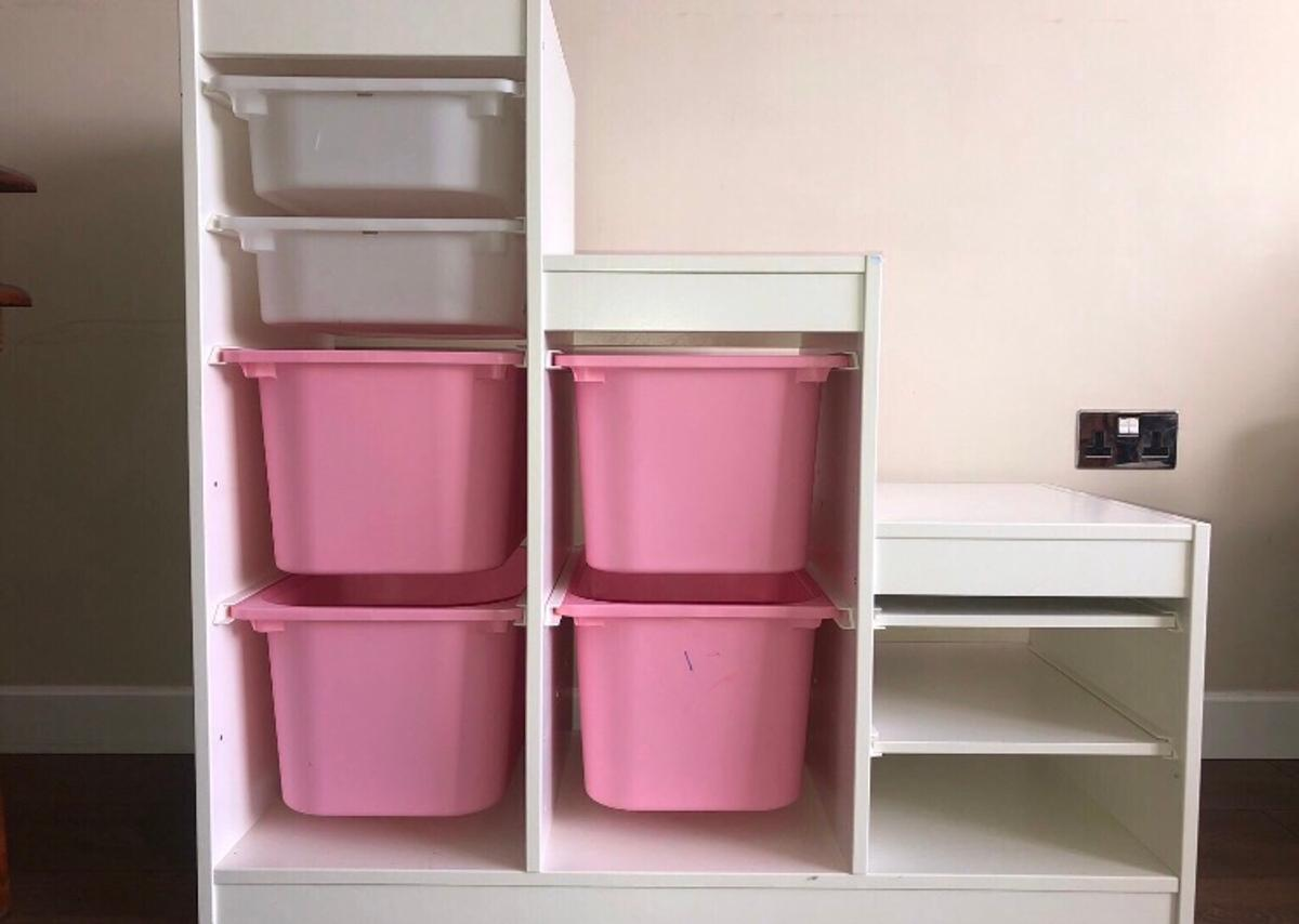 Ikea Trofast Storage Unit