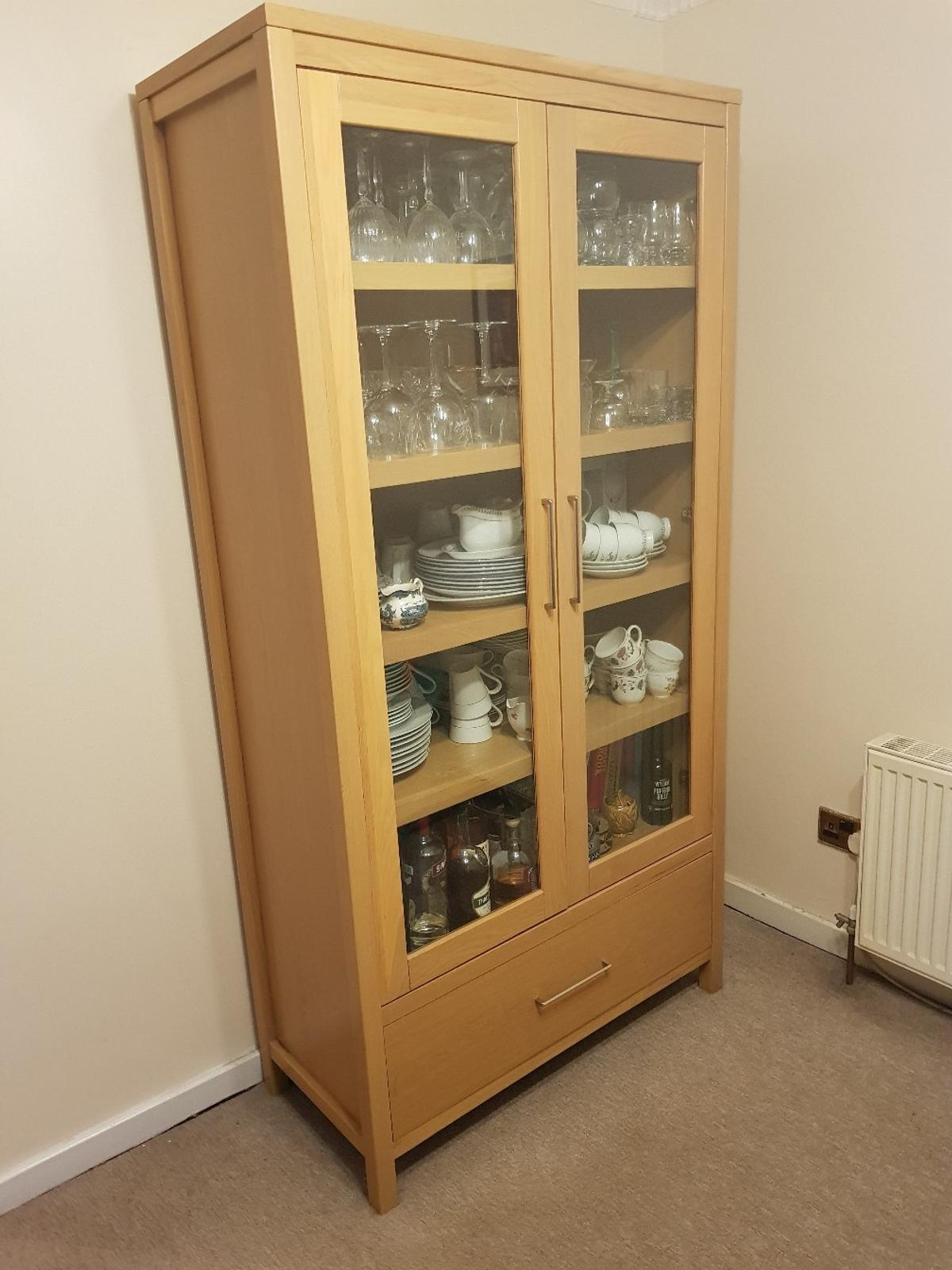 Picture of: Display Cabinet In Sunderland For 70 00 For Sale Shpock