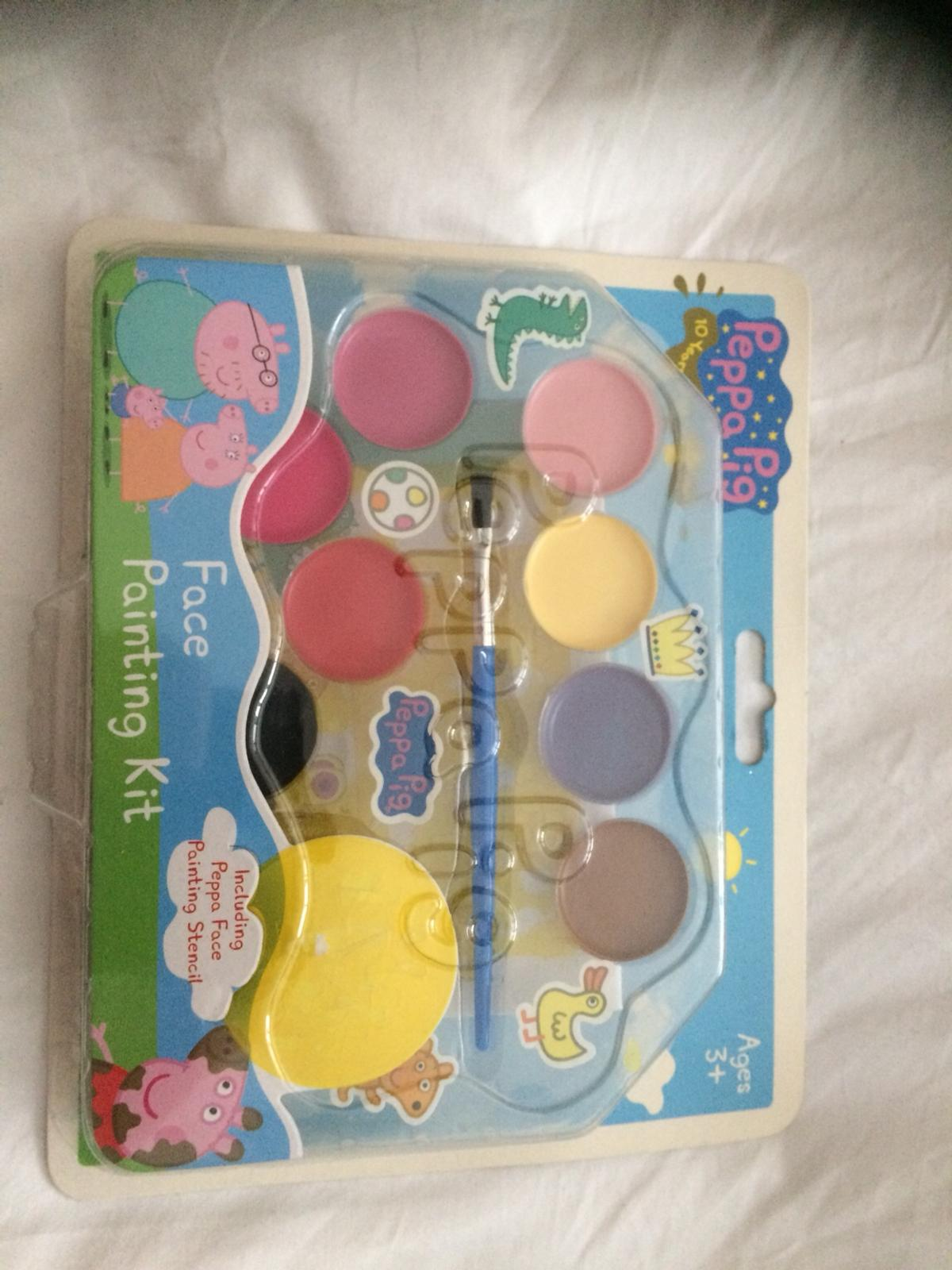 New Peppa Pig Face Paint Set In B44 Birmingham For 2 50 For Sale