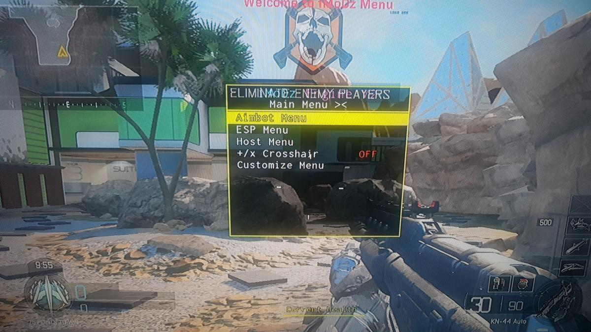 how to get aimbot on mw3 ps3