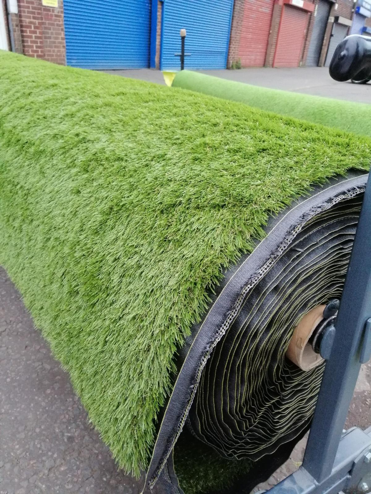 CHEAPEST Artificial Grass 20mm Thick 2m /& 4m Wide SPECIAL PRICE Garden Lawn Turf