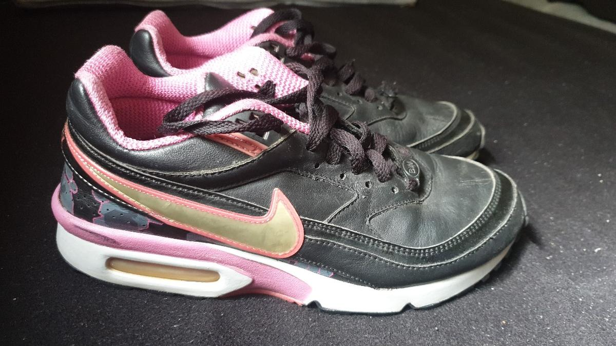 Original Nike Air Max Damen 39 Schwarz Pink in 13086 Berlin for ...